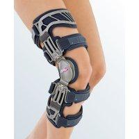 """Жесткий коленный ортез для лечения остеоартрозов M.3s OA - левый """"Валгус"""""""