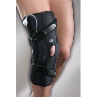 """Полужесткий коленный ортез для лечения остеоартрозов Collamed OA - левый """"Варус"""" - правый """"Вал"""