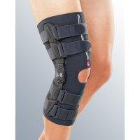 Регулируемый полужесткий коленный ортез Collamed long