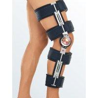 Облегченный реабилитационный коленный ортез с регулятором - medi ROM II COOL - 63 см