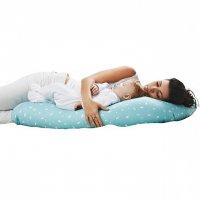 Подушка TRELAX для беременных и кормящих мам, арт. П23 BANANA